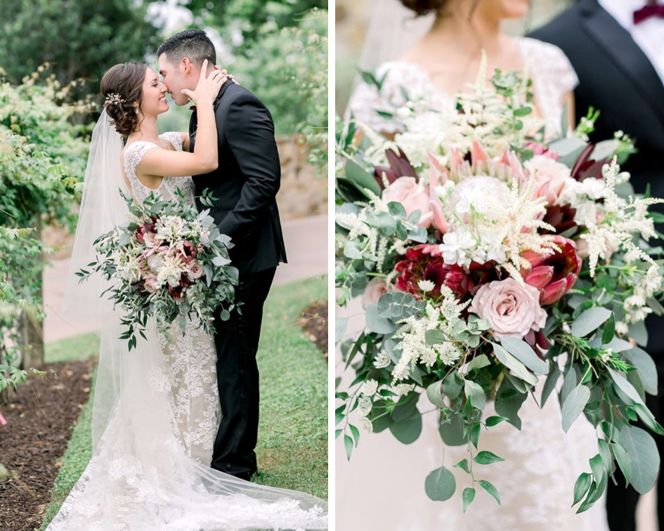 Wedding Photographer: Kristen Weaver | Wedding Coordinator: Blush By Brandee Gear | Wedding Location: Bella Collina