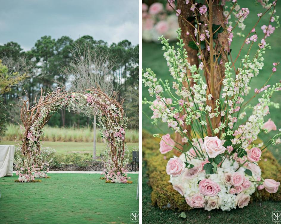 Wedding Photographer: Kristen Weaver | Wedding Location: Four Seasons Resort Orlando at Walt Disney