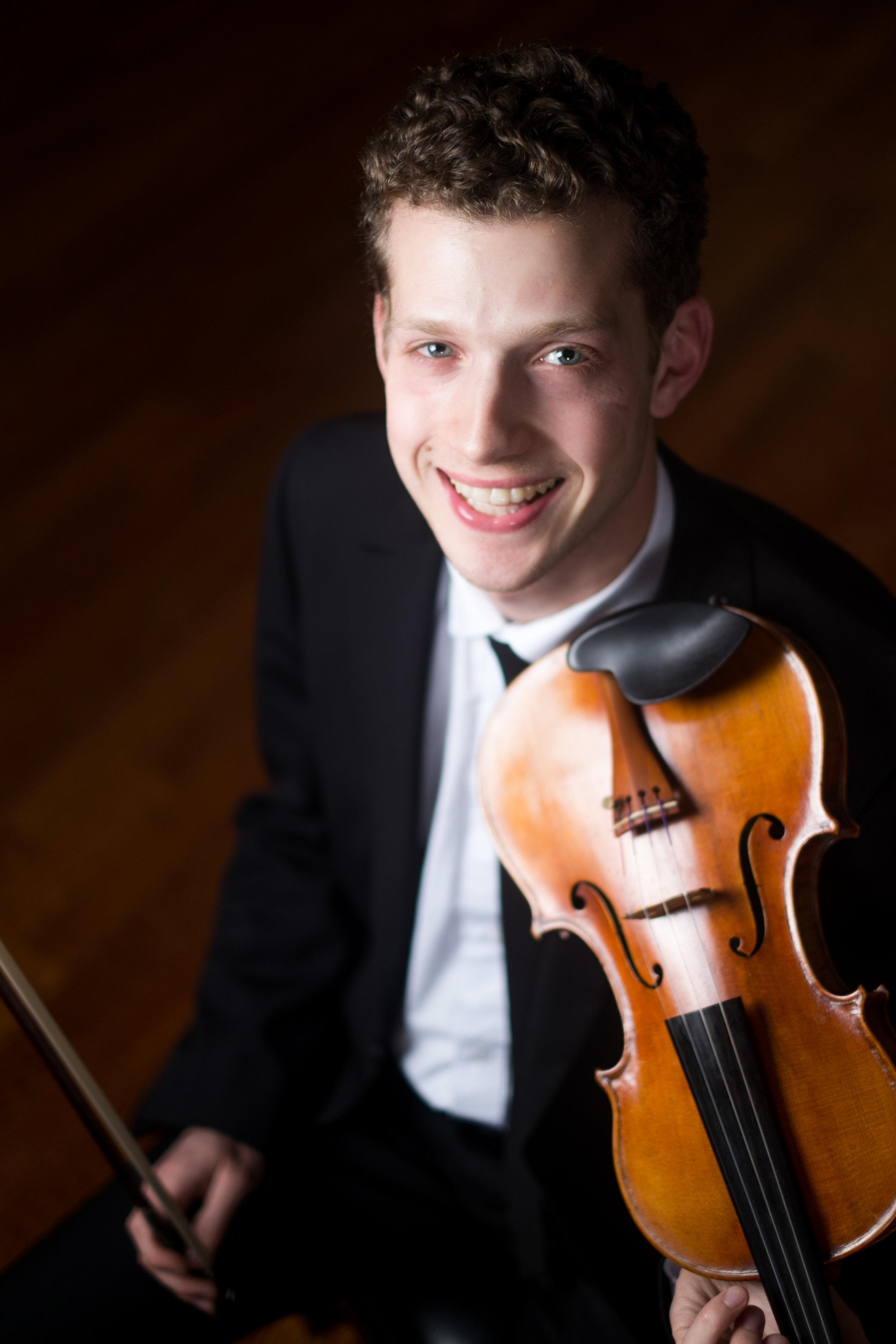 Andrew Giordano  Violin