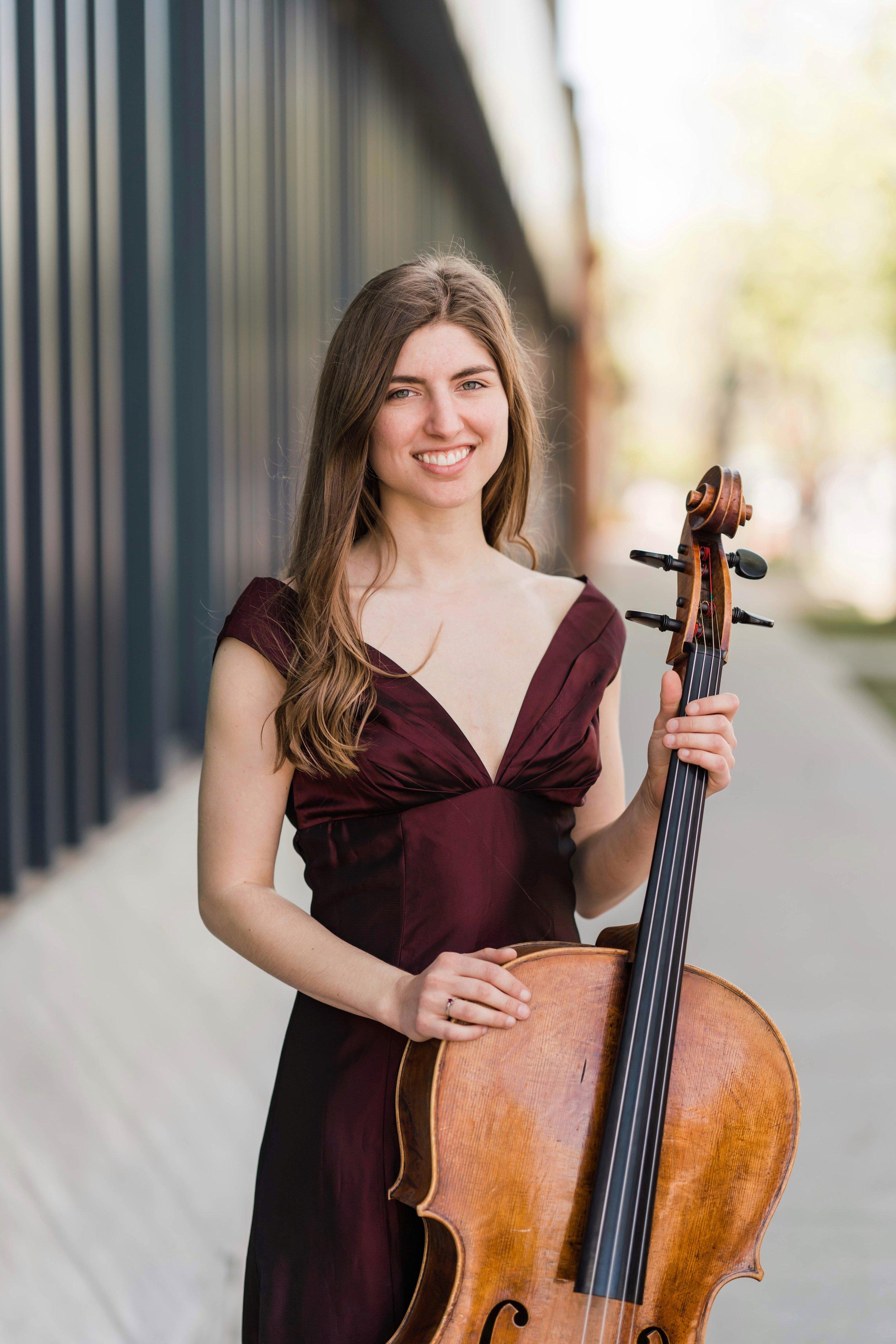 Erin Patterson - Cello