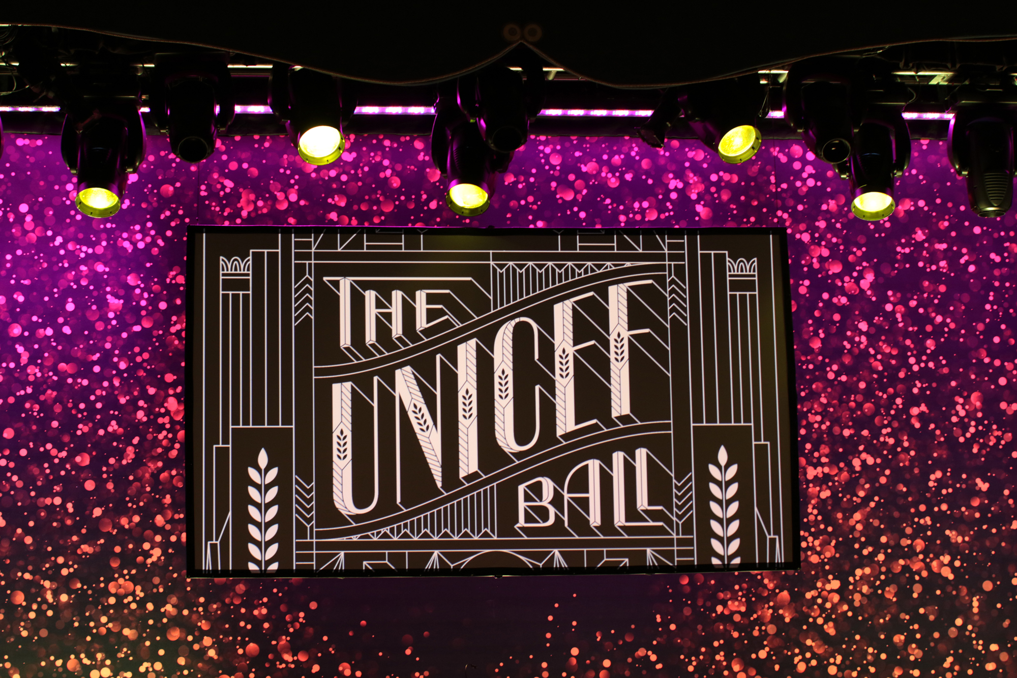 2018 UNICEF Ball at the Beverly Wilshire (Photo by Alex Berliner for UNICEF USA)