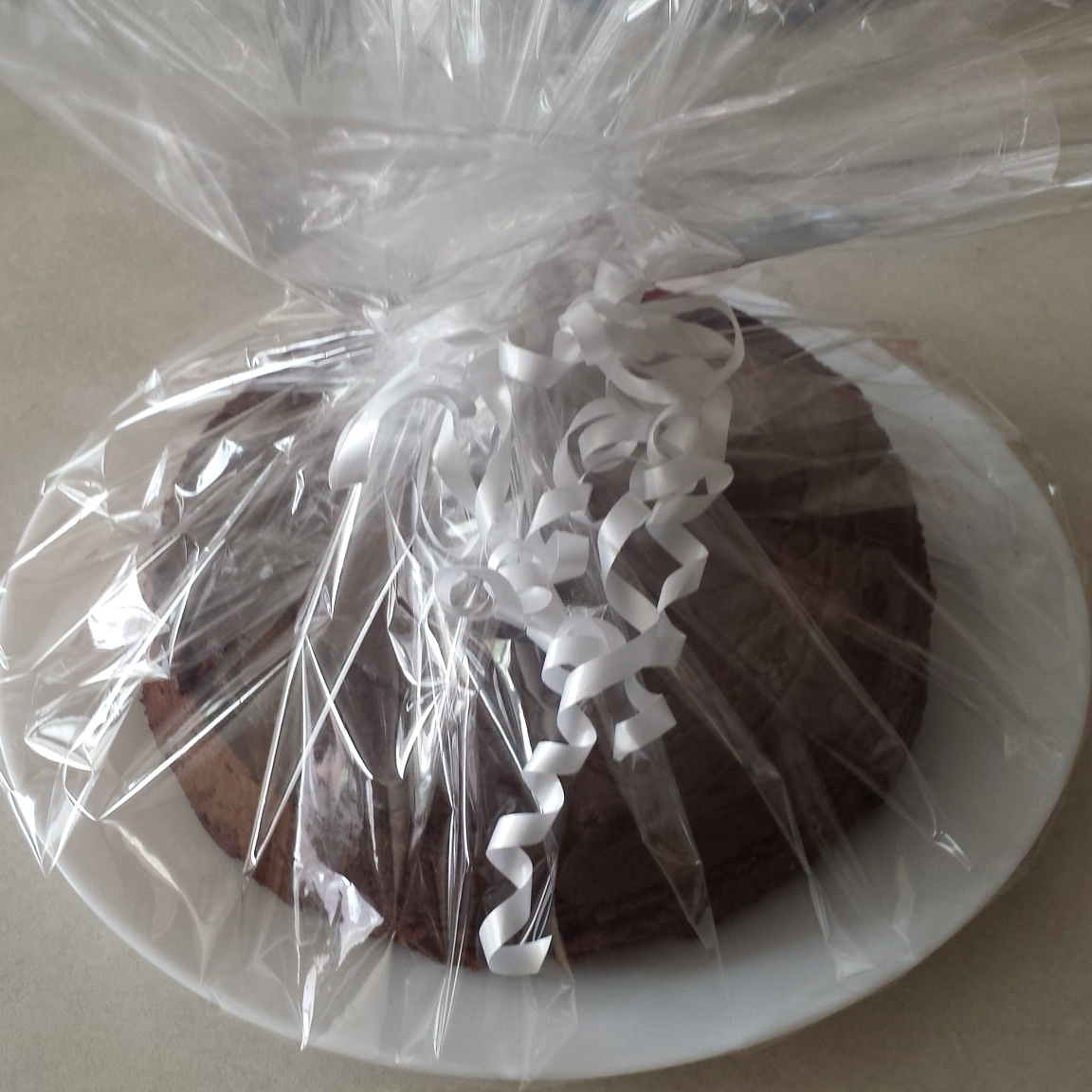 "Vegan Jamaican Rum Cake ""Black Cake"""