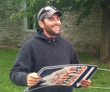 Bike the US for MS Founder Don Fraser