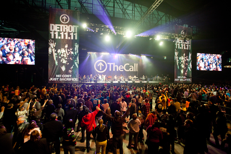 TheCall - Ford Field Detroit