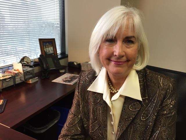 Patricia Jones (photo by Andrea smardon)