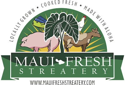 Maui Fresh Streatery - Restaurant and Food Truck