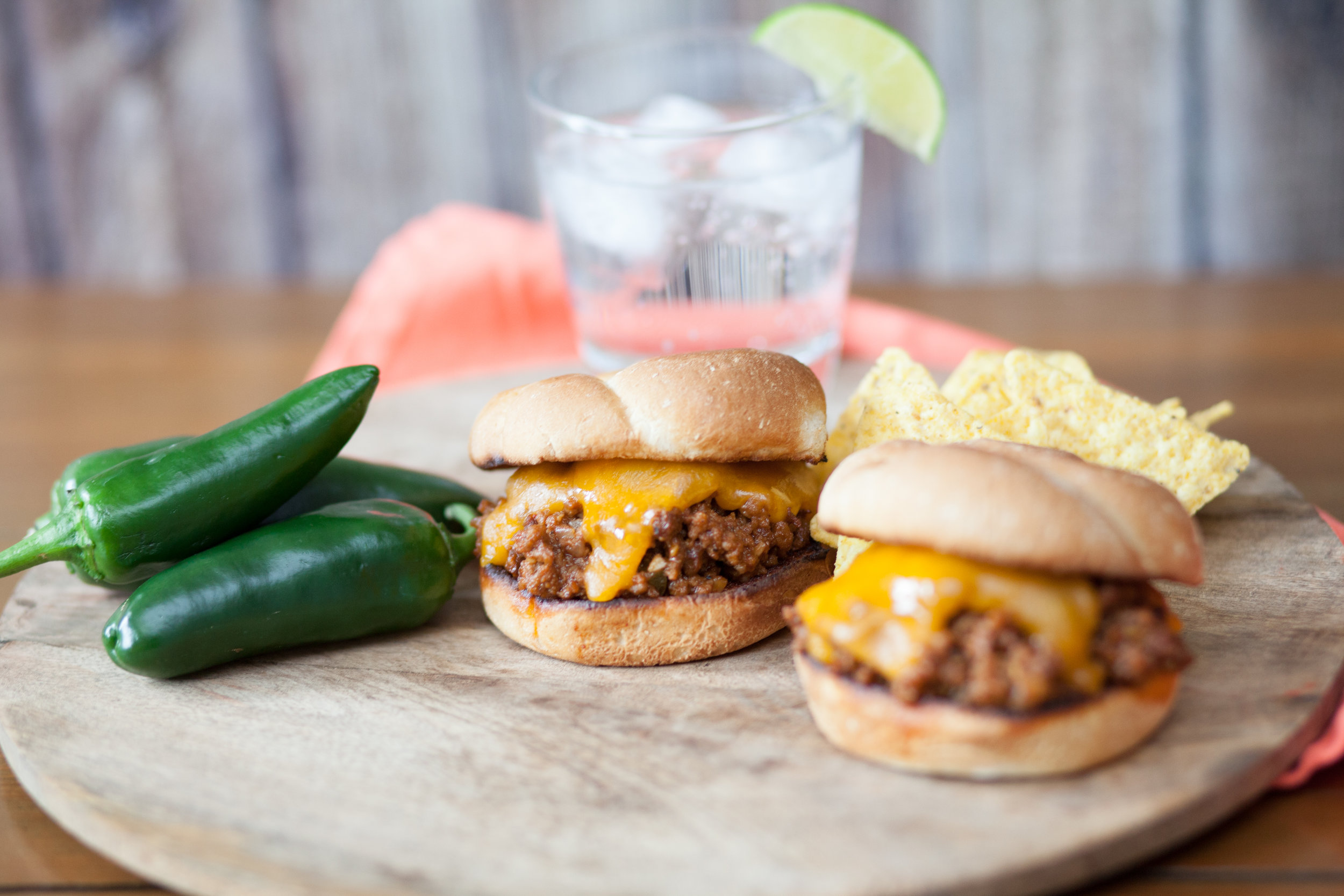 3. Sloppy Chori-Joes - We are far too pumped on this one. Sloppy Joes are amazing, but with Chorizo in lieu of ground beef is so perfect and simple we can't believe it hasn't been a thing since Sloppy Joes were a thing. Your friends will lose their mind over this one.