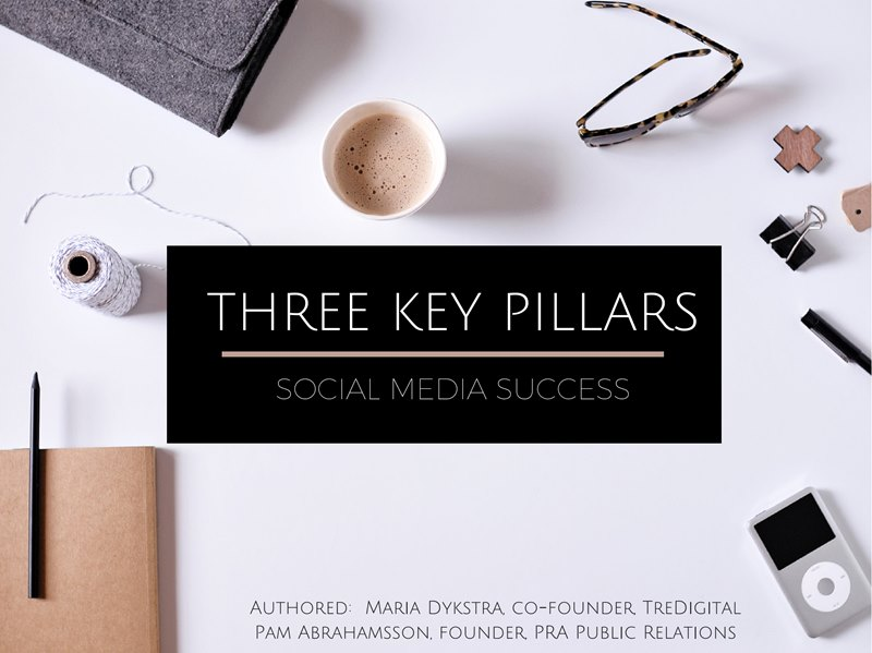 pra pr social media communications success