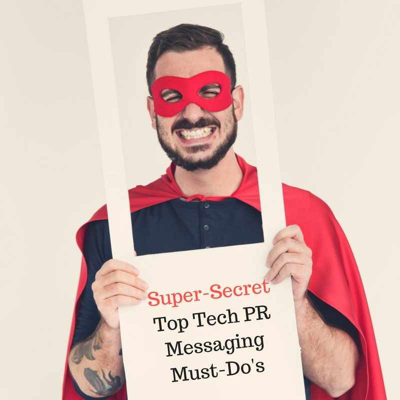 PRA Public Relations Top Tech PR Secrets