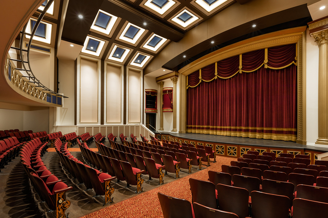 Minnesota Masonic Heritage Center Theater