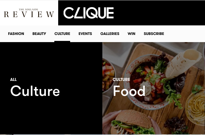 Jessie joins CLIQUE MAG - Read her recipes and food adventures here.