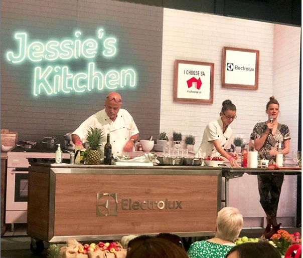 Cellar Door Fest 2019 - As an ambassador for the 2019 festival, Jessie had the pleasure of hosting cooking demonstrations for local producers and chefs at Jessie's Kitchen.Read more about the festival here.