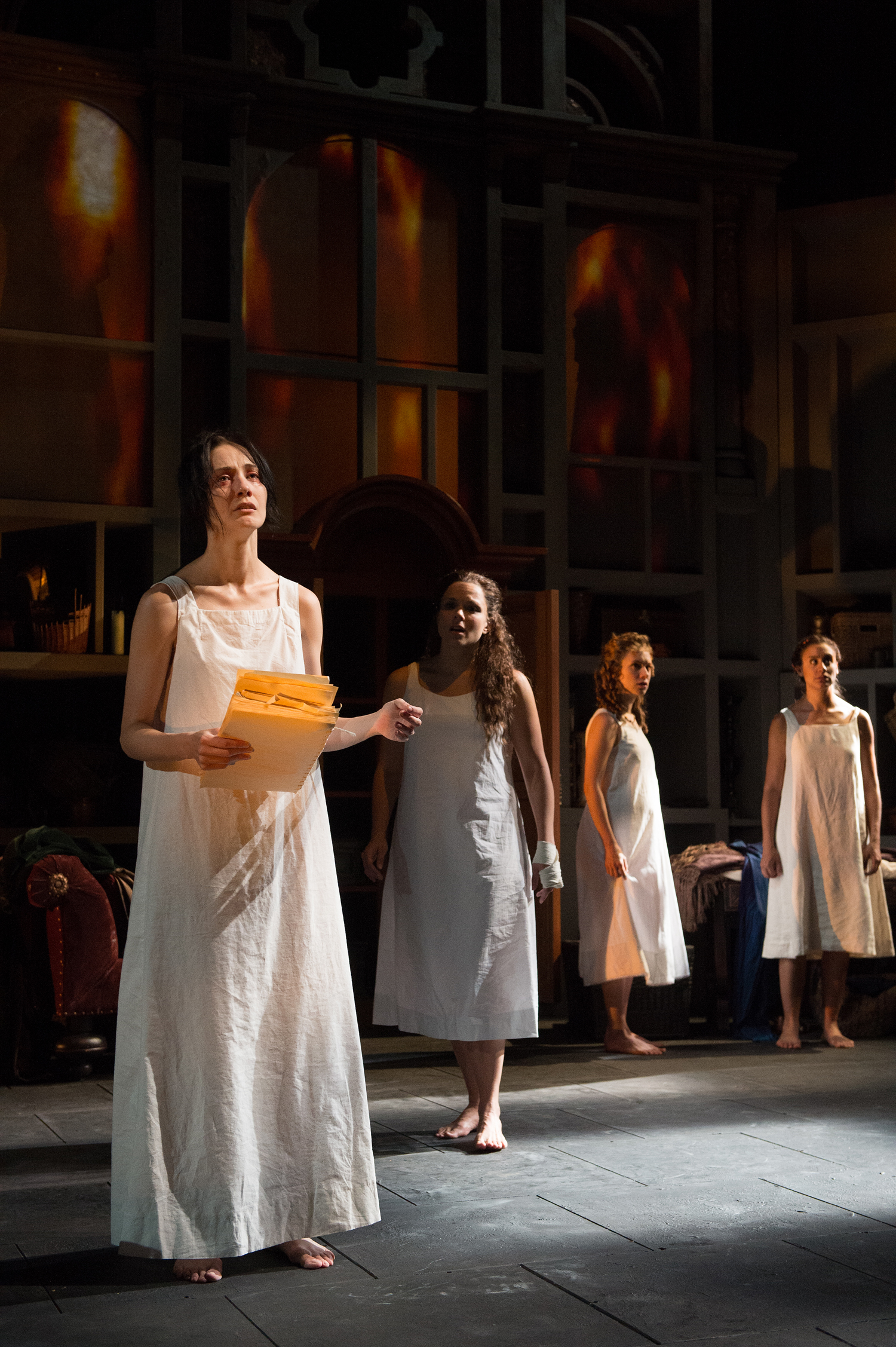 The Tenth Muse (World Premiere)  By Tanya Saracho  Directed by Laurie Woolery  Oregon Shakespeare Festival  2013