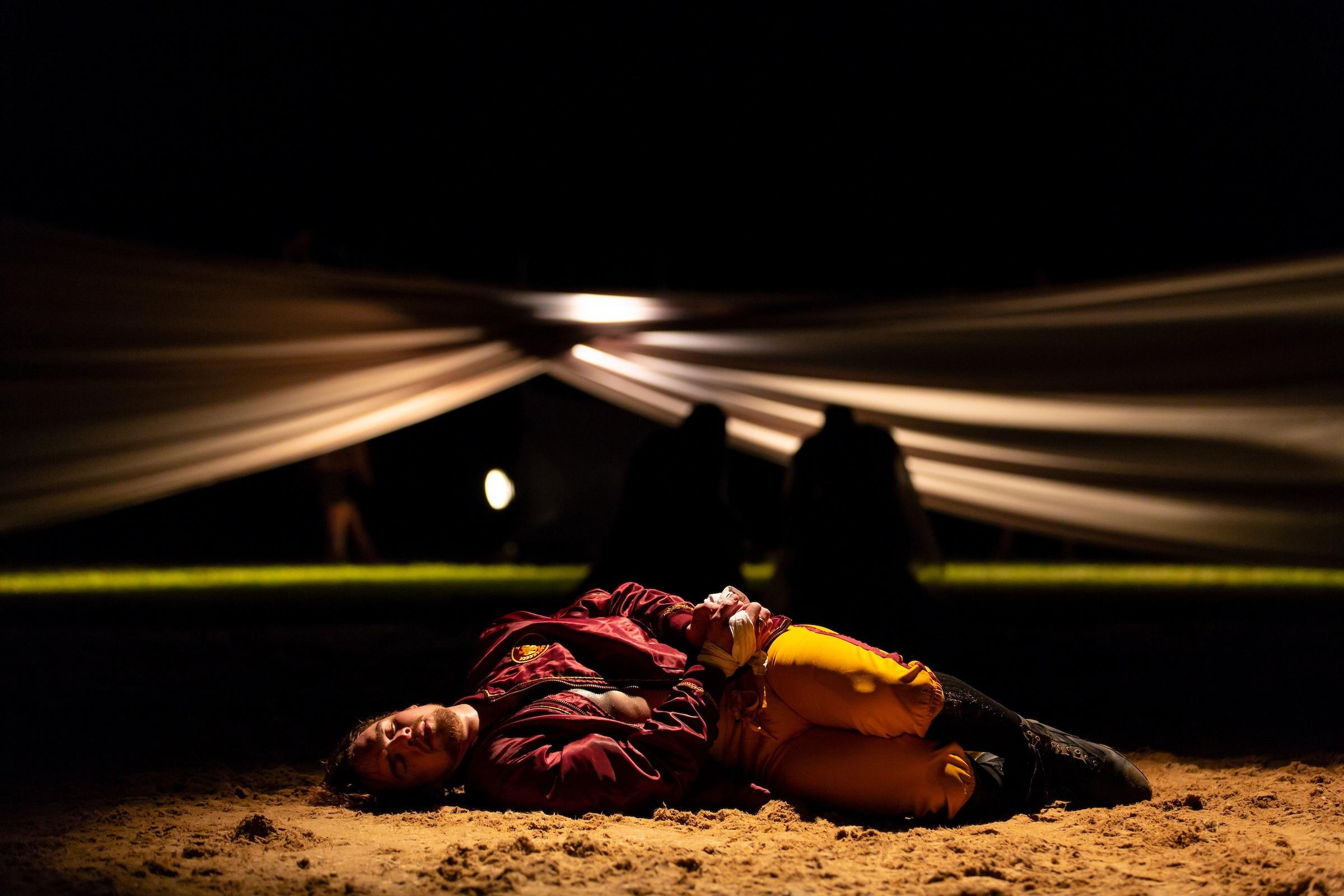 Cymbeline   By William Shakespeare  Directed by Davis McCallum  Hudson Valley Shakespeare Festival  2019