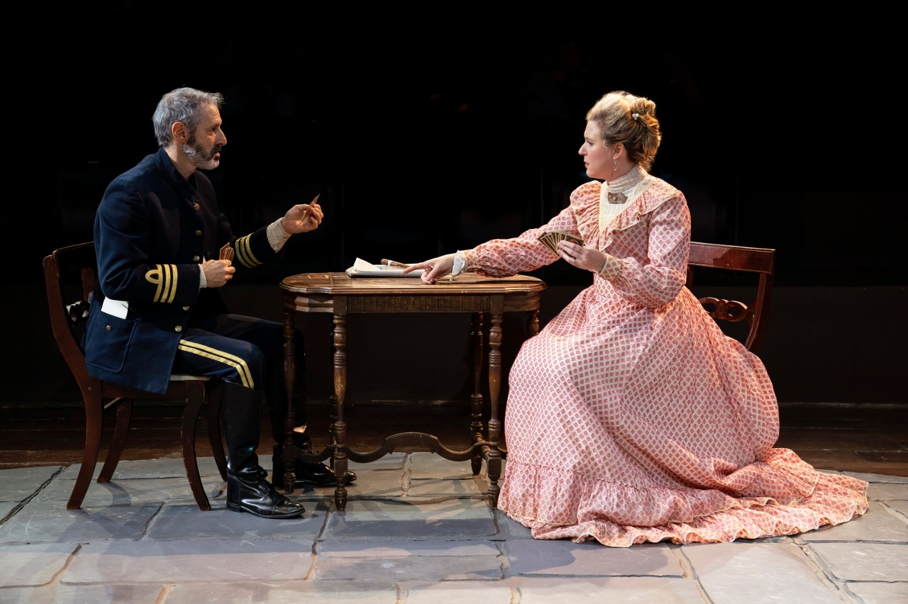 The Dance of Death   By August Strindberg, Adapted by Connor McPherson  Directed by Victoria Clark  Classic Stage Company  2018-2019