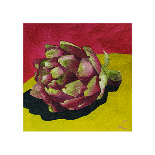 Artichoke on Red and Lime.png