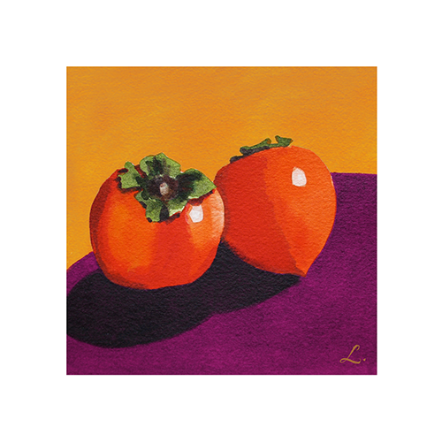 Persimmons on Orange and Purple.png