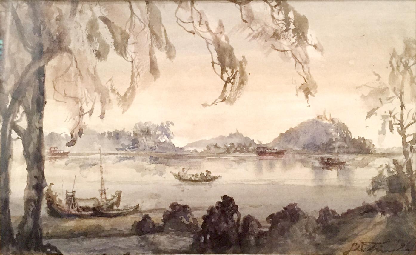 Many Many Boats