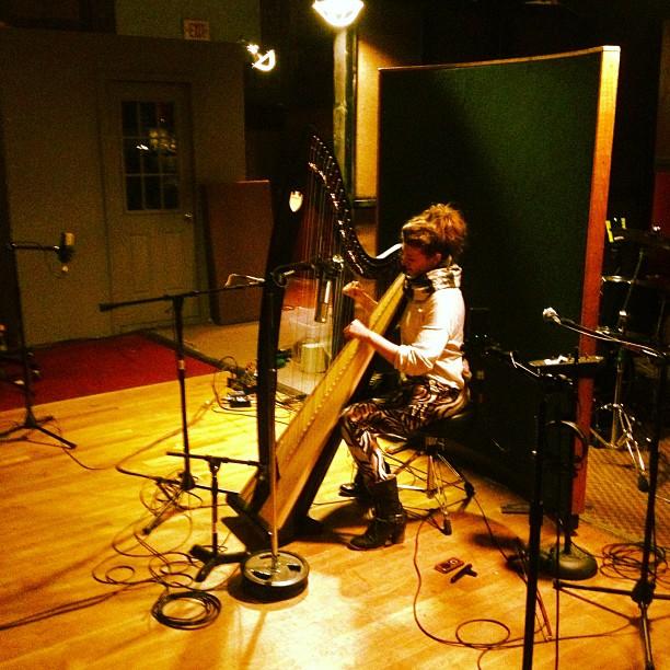 Harp Session