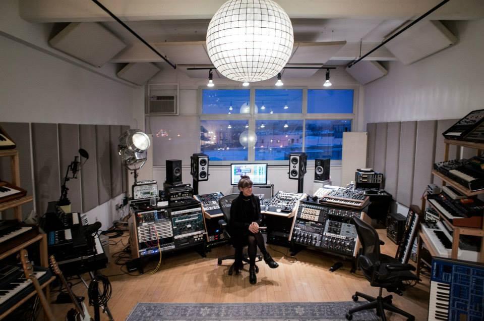 Mix session at Doom