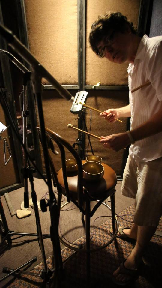 Brian O'Neill on singing bowls