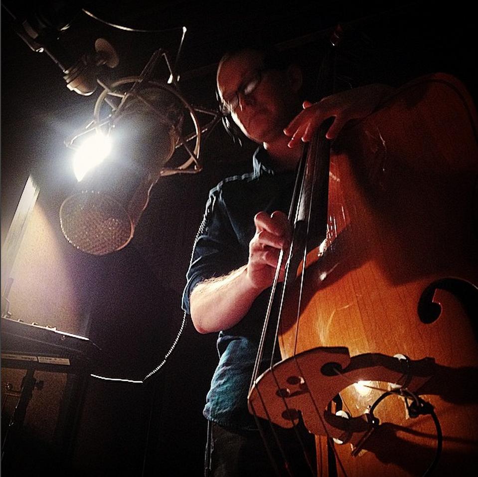 Chad Gray on bass