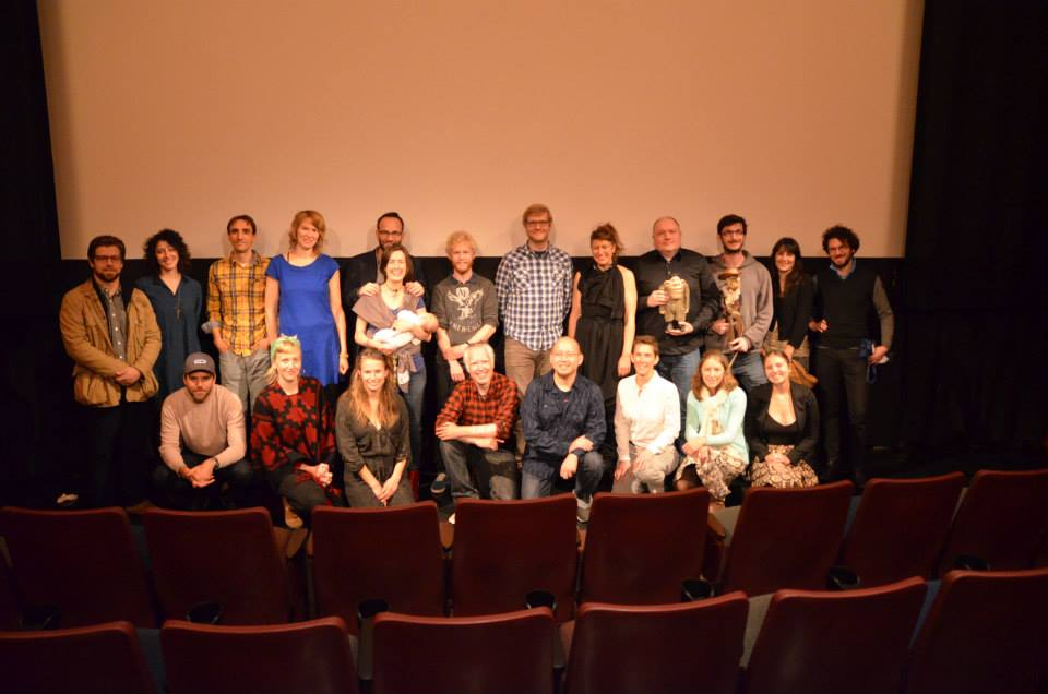 Lovely time at the Jim Henson Puppetry on Film Festival at BAM. Great films, audience and artists.