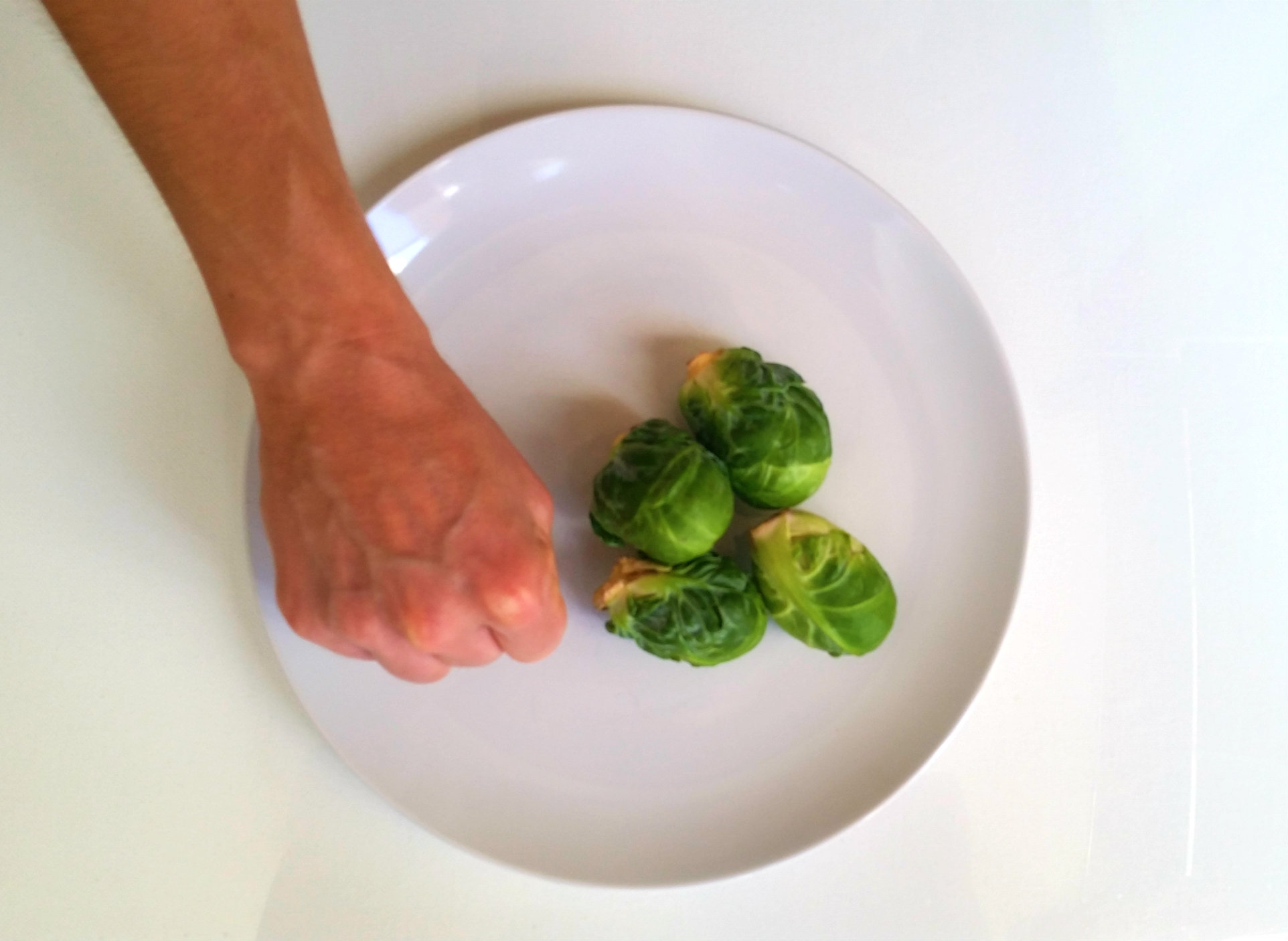 Brussel Sprouts are a vegetable
