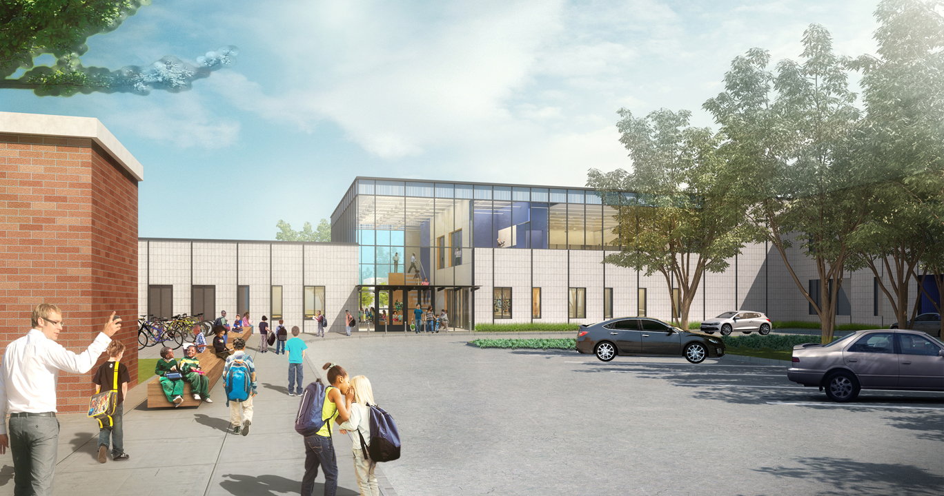 Charter School Campus - OhioVisioning