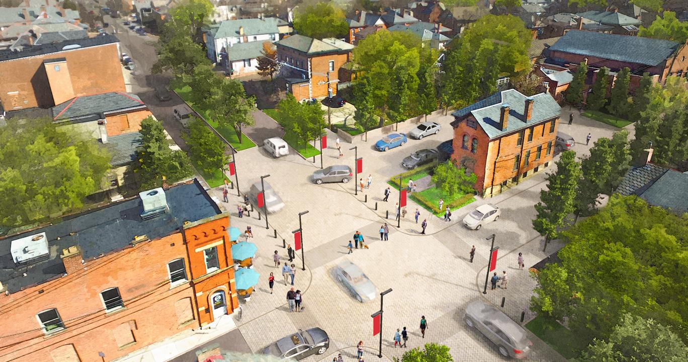 Village Square - OhioVisioning