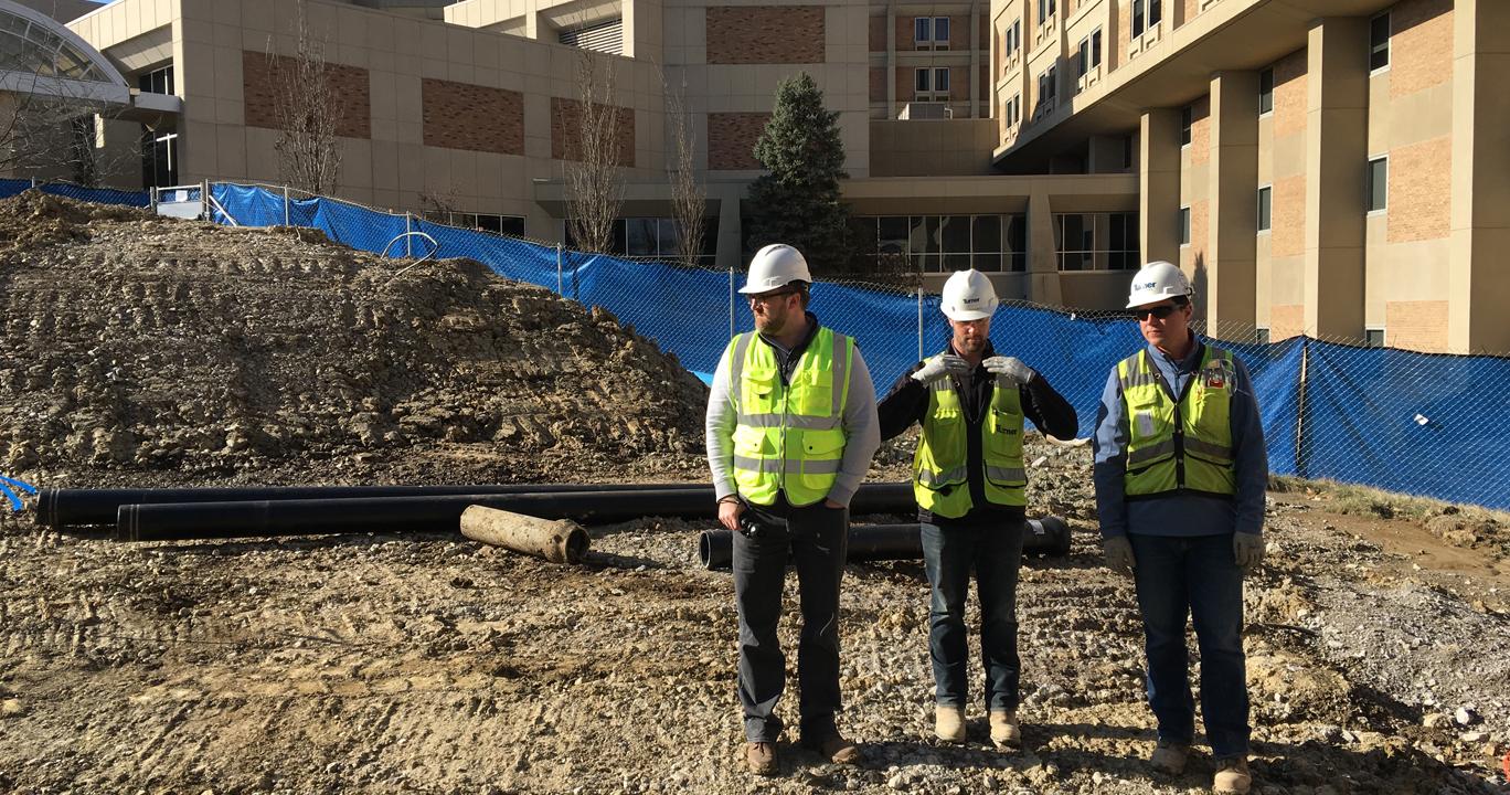 TriHealth Thomas Comprehensive Care Center - Cincinnati, OhioDesign Development