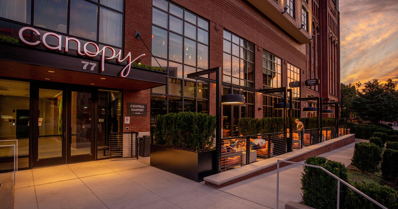 Canopy Hotel - Columbus, OhioCompleted