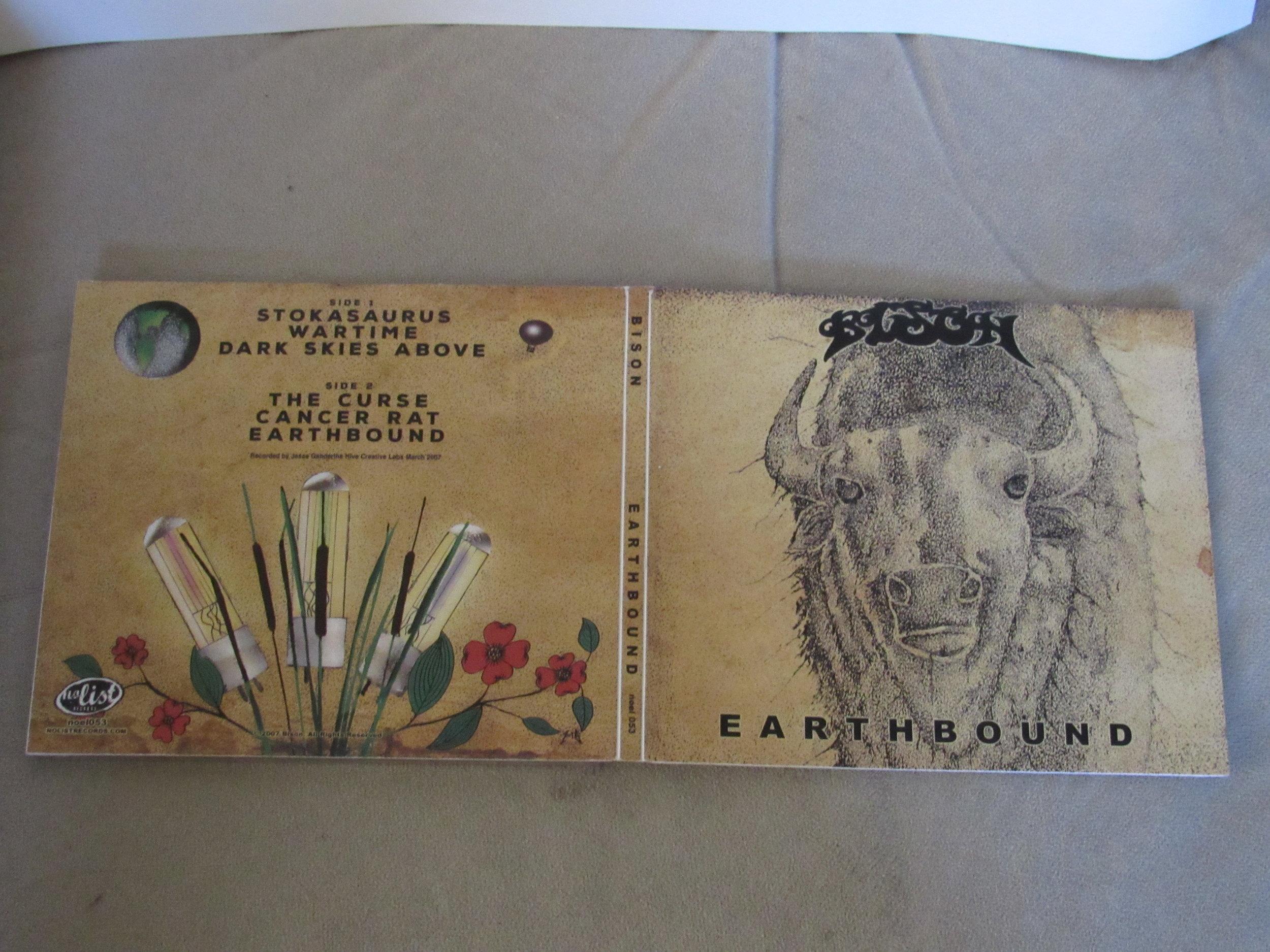 noel053 - Earthbound CD cover