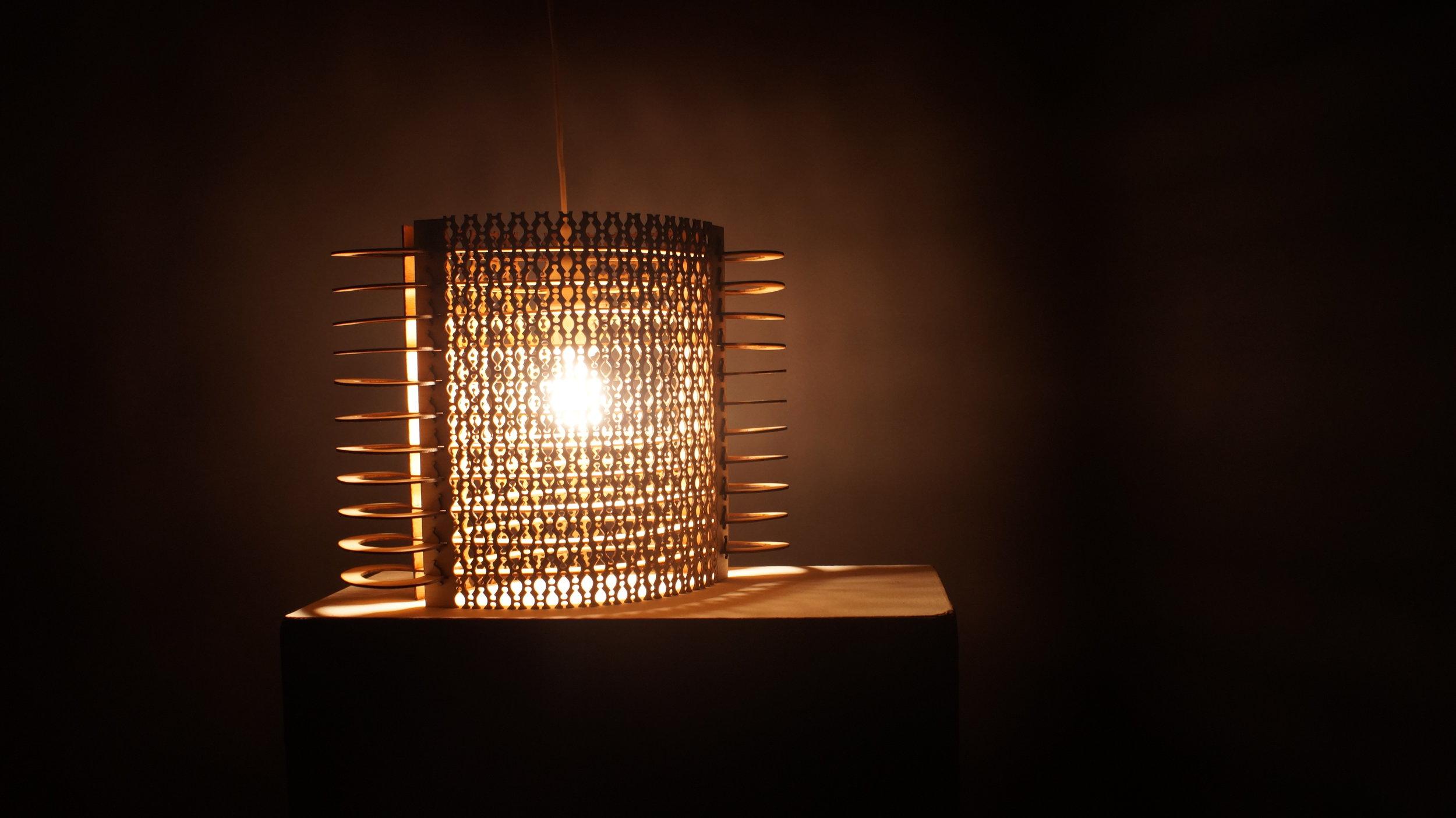 Press Fit Lamp