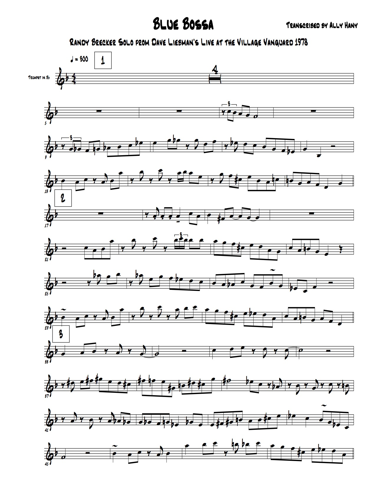 Blue Bossa Transcription 1.jpg
