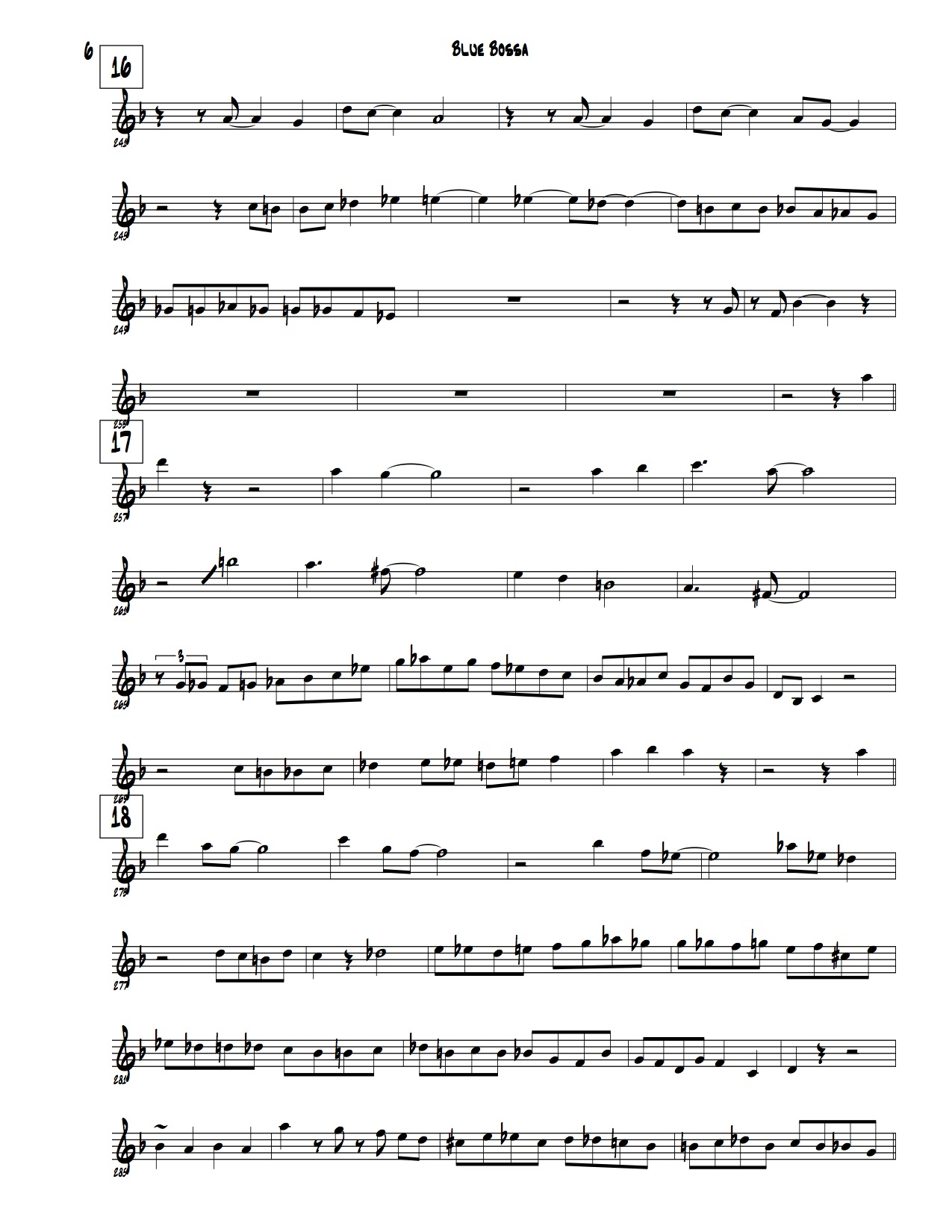 Blue Bossa Transcription 6.jpg