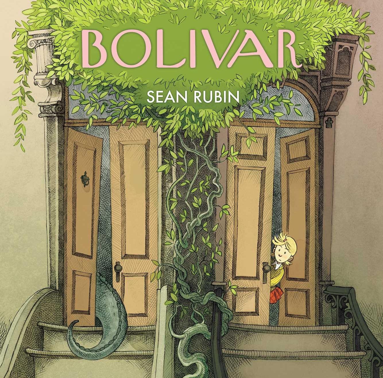 Bolivar by Sean Rubin