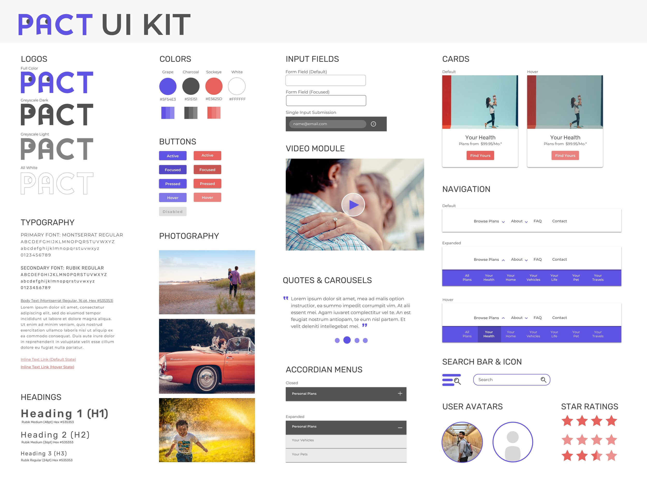 Primary UI Kit