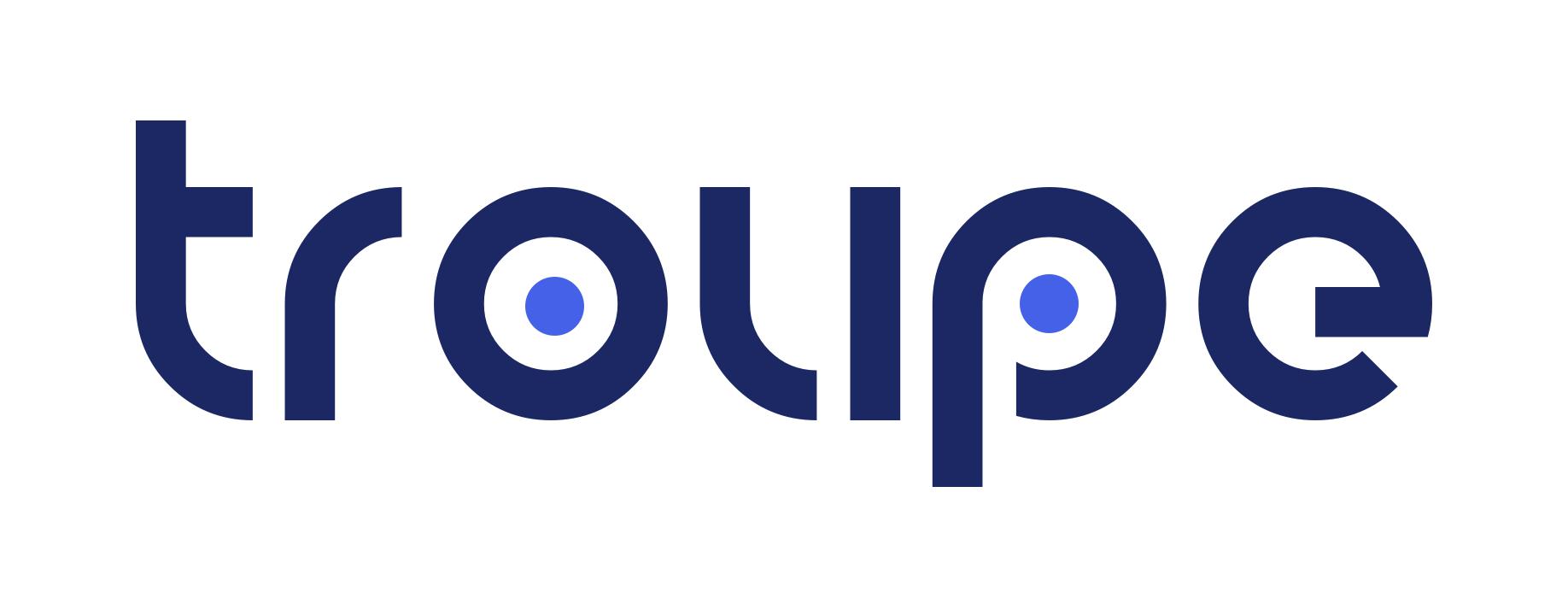 Finalized Troupe logo