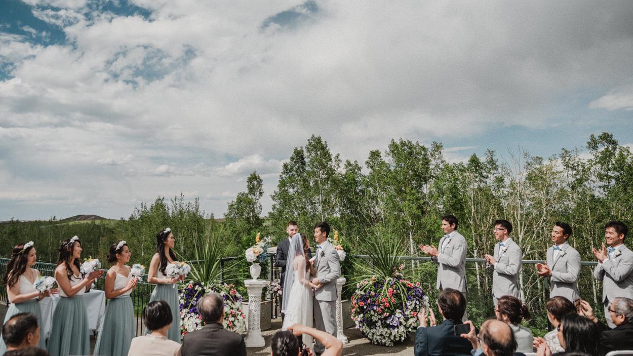 Heritage Pointe Wedding Ceremony