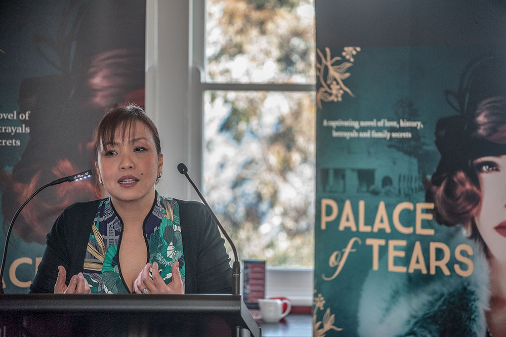 Director of Escarpment Group Blue Mountains and co-owner of the Hydro Majestic Ms Huong Nguyen.