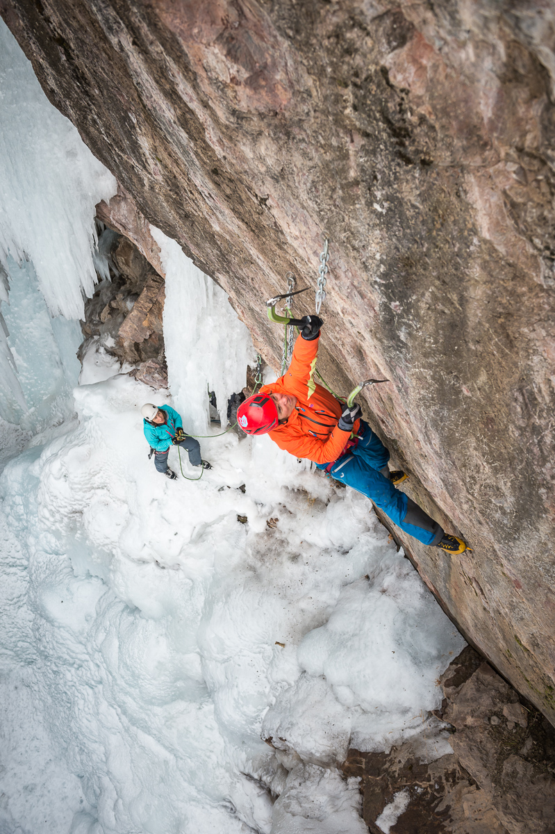 ICE AMBASSADOR - Costs $150, includes all of the benefits listed above, plus a 2018-2019 Ouray Ice Park Full Zip Hooded Sweatshirt, and a bonus perk of 10% off guided programs with San Juan Mountain Guides ($100 limit per year)