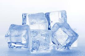 This is ice. Do you like it?