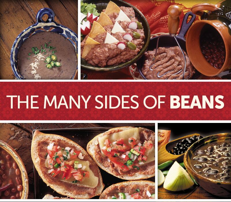 Article teaser featuring the versatility of beans - La Costeña Beans