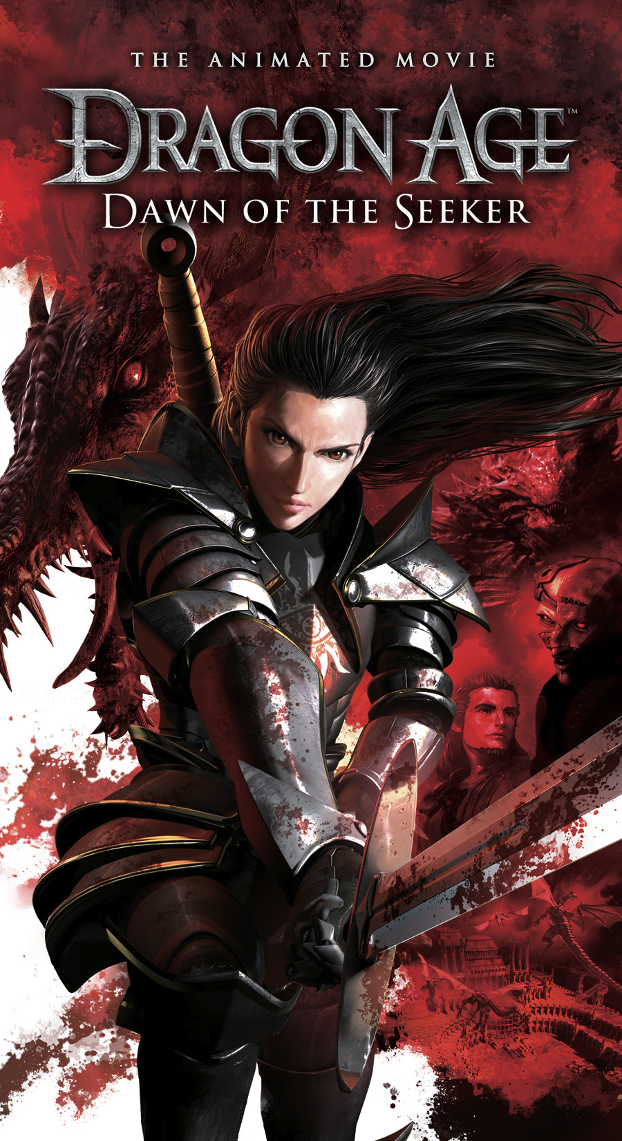 Dragon Age: Dawn of the Seeker (2011)
