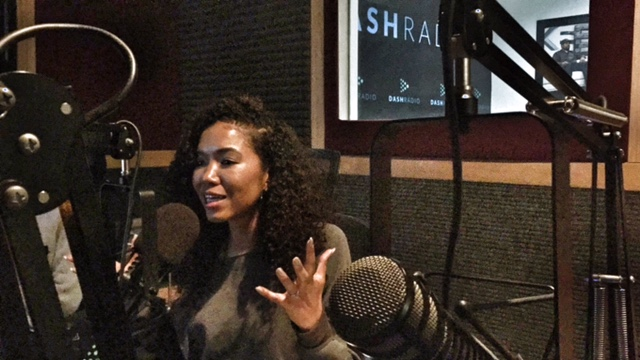 SADA K. IS ADDING RADIO PERSONALITY TO HER RESUME!