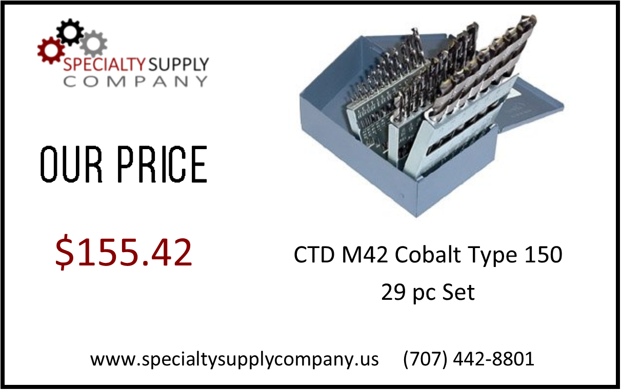 drills-taps-m42-cobalt-drill-sets-specialty-supply-company