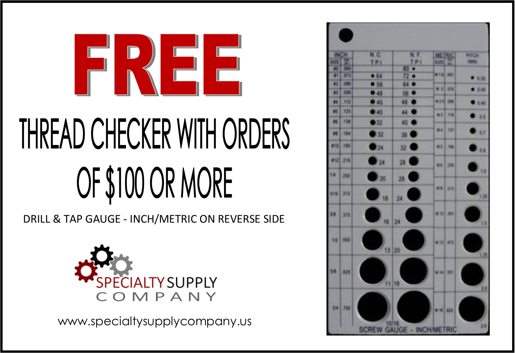 thread-checker-dirlls-metric-fractional-sizes-drill-size-specialty-supply-company