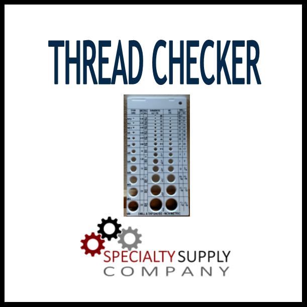 Thread Checker