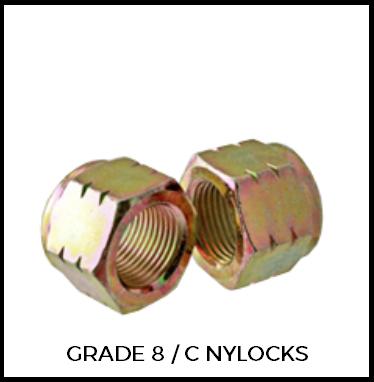 Grade 8/C Nylocks